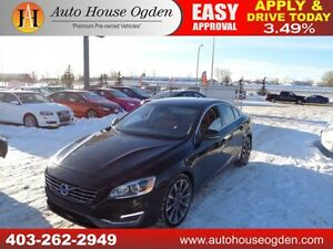 2014 Volvo S60 T6 AWD Leather Nav B.Cam Sunroof 90DaysNoPmnt