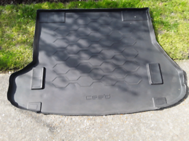 Kia ceed estate 2nd generation 2012 - 2018 moulded boot liner