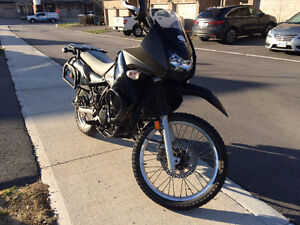 2011 Kawasaki KLR650 - Adventure Ready