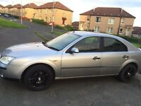 Ford mondeo graphite htci 2003 2.0L diesel for sale or swap
