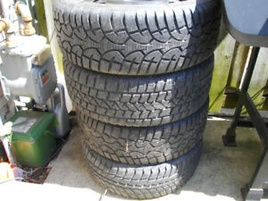 Winter Tires 205 55r 16  Set with Rims