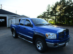 2007 Dodge Power Ram 1500 Pickup Truck 4X4