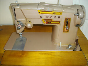 Singer Style-O-Matic 328 K Sewing Machine