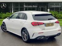2019 Mercedes-Benz A Class A180 AMG Line Executive 5dr Auto Hatchback Petrol Aut