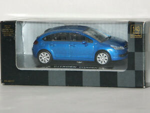 New Ray 1/43 Scale Citroen C4 Diecast Car Blue