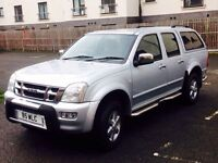 ISUZU Rodeo denver td 3.0 FULL SERVICE HISTORY NO VAT full year mot