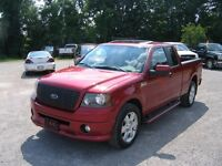2007 Ford F-150 FX2 Sport SuperCab