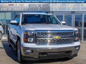 2015 Chevrolet Silverado 1500 LT  | Accident Free  - $246.52 B/W