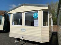 Static Caravan For Sale - ABI Narelle 28x12ft / 2 Bedrooms / Double Glazed