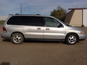 2003 Ford Windstar Minivan, Van