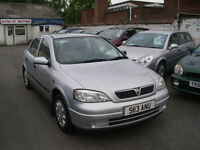 Vauxhall Astra 1.6i Club 5 door