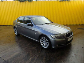 2011 BMW 318D EXCLUSIVE EDITION 2.0 6 SPD