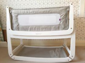 SnuzPod 3 Crib in immaculate condition