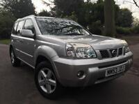Nissan X-Trail 2.5i Sport 84,000 MILES FSH,PANORAMIC S/ROOF,WEALSO HAVE A DIESEL