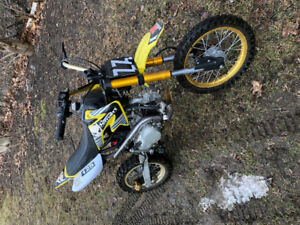125cc Dirt Bike Great condition