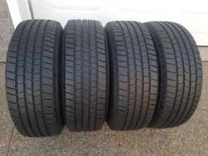 Michelin Defender LTX M/S 245/65r17 - Like New