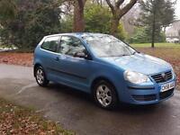 2006 56 Volkswagen Polo 1.2 new model fsh £1795 *clio corsa fiesta c2 c3 206 207 yaris a2 i10 size