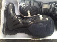 Wulf Race Motocross Motorbike Boots Size 12