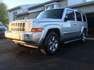 jeep commander limited 8000$$$$$$ doit partir