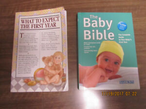 Baby Resource Books for parents