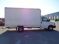 CHAMPION MOVERS  403-978-5680   2 movers @ $80/h