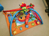 Infantino Music and Motion Activity Gym and Play Mat