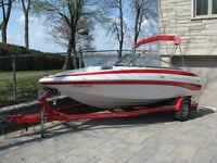Crownline open deck meilleur des bateaux prestige (2010)