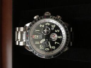 Men's Esquire Aviation Chronograph Watch