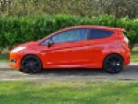 Ford Fiesta 1.0 Zetec S Red Edition 3dr PETROL MANUAL 2015/15