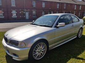 BMW 330 3.0 2002 Ci Sport PX Swap Anything considered