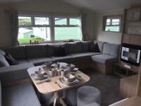 Willerby Lymington static caravan for sale at Looe Bay Holiday Park