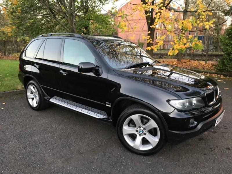 2005 bmw x5 3 0 d sport 5dr in hyndland glasgow gumtree. Black Bedroom Furniture Sets. Home Design Ideas