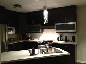 Spacious CONDO 4 1/2 for rent - VAUDREUIL (with appliances)