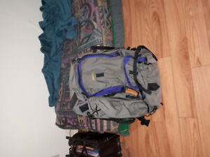 50 l outbound backpack