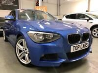 2014 BMW 1 Series 2.0 118d M Sport Sports Hatch (s/s) 5dr