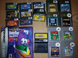 Gameboy Game Lot