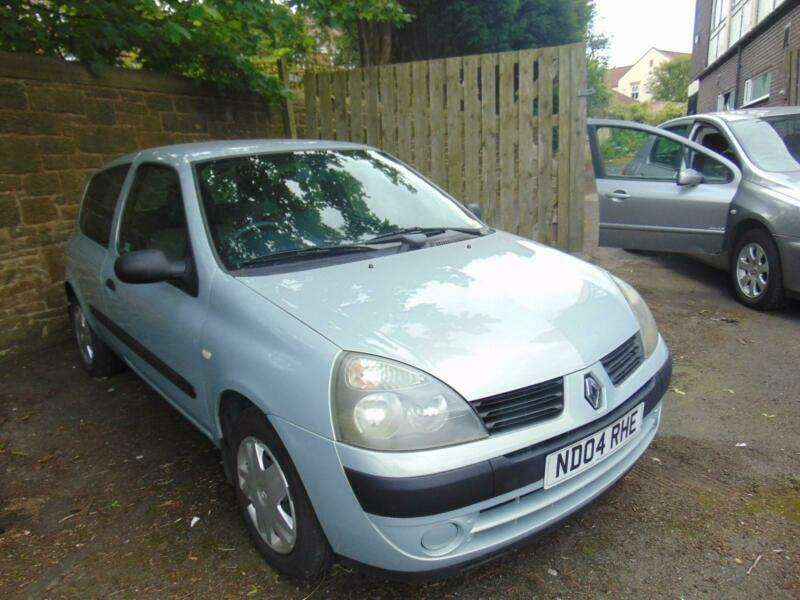 2004 Renault Clio 1 2 Authentique | in Newcastle, Tyne and Wear | Gumtree
