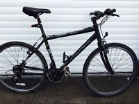 "Ladies 18"" Hybrid Bike"