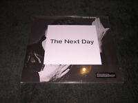 David Bowie - The Next Day (2009) LP Vinyl neuf et scèllé