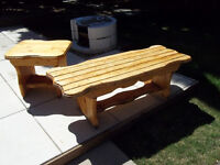 Outdoor - coffee and end tables