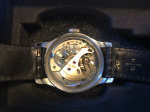 Vintage rare Swiss mechanical watch Suter