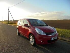 Nissan Note 1.4 16v 2011 Acenta *LOW MILEAGE*