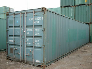 20FT & 40FT NEW / USED STEEL STORAGE CONTAINERS