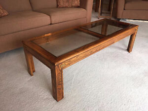 Living Room Coffee and End Tables
