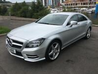 2013 MERCEDES CLS CLS350 CDI BLUEEFFICIENCY AMG SPORT COUPE DIESEL