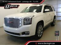 Used 2015 GMC Yukon 4WD 4dr Denali-HEATED & COOLED SEATS