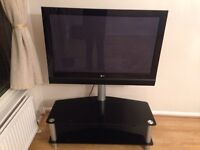 """TV and Stand 42"""" LCD"""