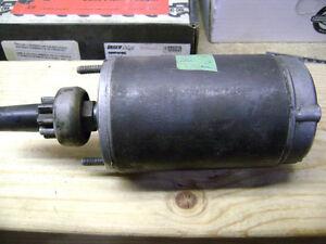 KOHLER ENGINE STARTER