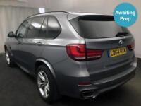 2014 BMW X5 xDrive40d M Sport 5dr Auto SUV 7 Seats