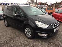 2011 FORD GALAXY 2.0 TDCi 140 Zetec 5dr Powershift 7 Seat